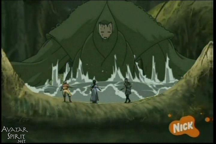 Un monstre attaque le groupe de l'avatar :