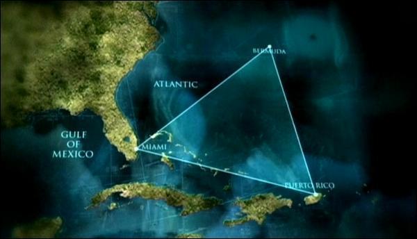 La zone du triangle connaît également d'autres types de perturbations naturelles qui sont ?