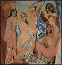 Qui est l'auteur des ' Demoiselles d'Avignon ' ?