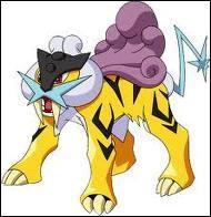 Quel est le nom de ce Pokémon légendaire ?
