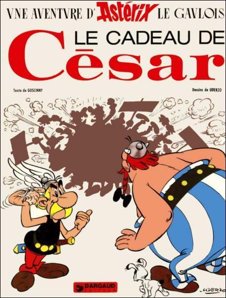 Quel cadeau offre César à Roméomontaigus dans 'Le Cadeau de César' ?