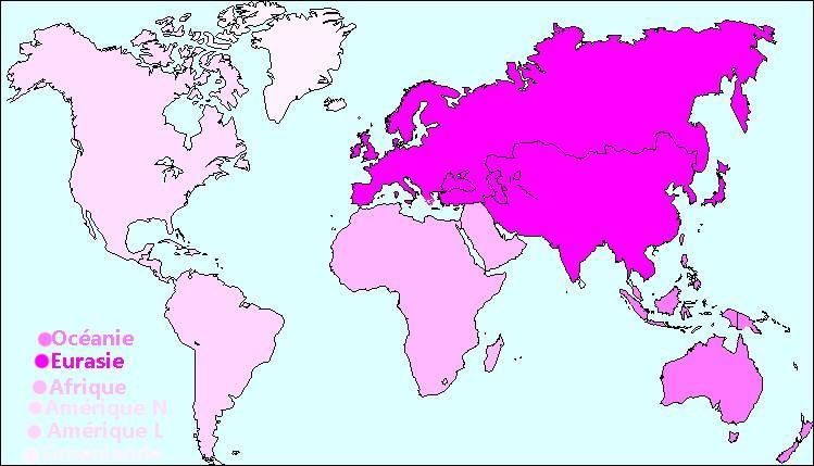 Dans quel continent se trouve le japon ?