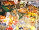 Je vous vends les fruits et légumes sur les marchés, je suis...
