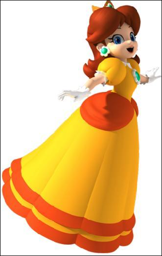De quel(le) royaume / contrée Daisy est-elle la princesse ?