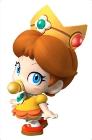 Qui est Bébé Daisy par rapport à elle ?