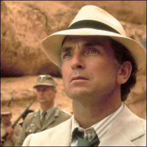 Comment s'appelle le méchant archéologue français, ennemi d'Indiana Jones ?