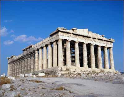 Quel est le siècle retenu pour l'apogée d'Athènes ?
