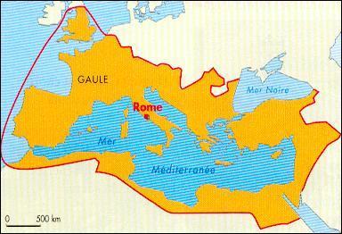 L'empire romain est à son apogée . Désormais l'objectif est de défendre les conquêtes. Quel est le siècle de l'apogée de l'empire romain ?
