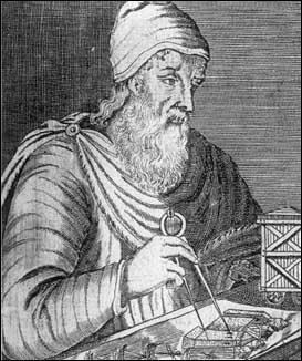 Archimède est un mathématicien, physicien grec : Il a inventé la célèbre formule Euréka. Quand a-t-il vécu ?