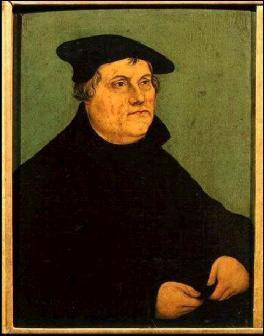 Ce personnage est avec Calvin à l'origine des réformes protestantes ?