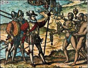 Christophe Colomb a découvert l'Amérique en ... (même date que la prise de Grenade)