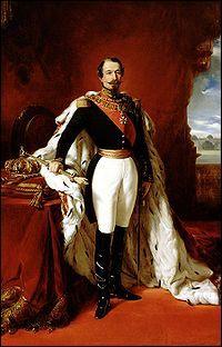 Qui est ce personnage qui règne de 1852 à 1870 ?