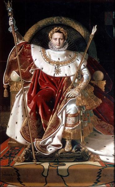 Il a régné sur un Empire de ... . . (on l'appelle d'ailleurs le Ier Empire)