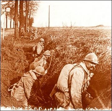 Suite à l'assassinat de François Ferdinand héritier du trône d'Autriche le 28 juin 1914, il y a des tensions. Finalement la Première Guerre mondiale débute...