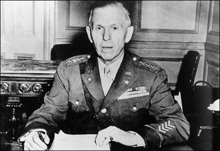 Marshall plan date