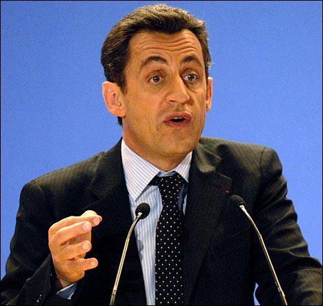 Quand Nicolas Sarkozy a-t-il été élu président de la République ?