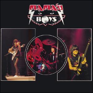 Mama's boys, groupe irlandais a été formé par 3 frères, Pat, John et Tommy :