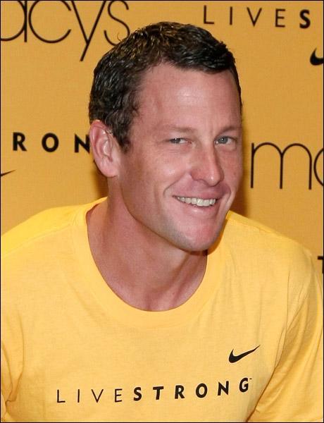 Dans quelle équipe Lance Armstrong est-il cette année ?