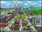Dans quelle ville Homer Simpson travaille -t-il ?