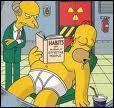 Pourquoi Homer se fait souvent renvoyer par son patron ?
