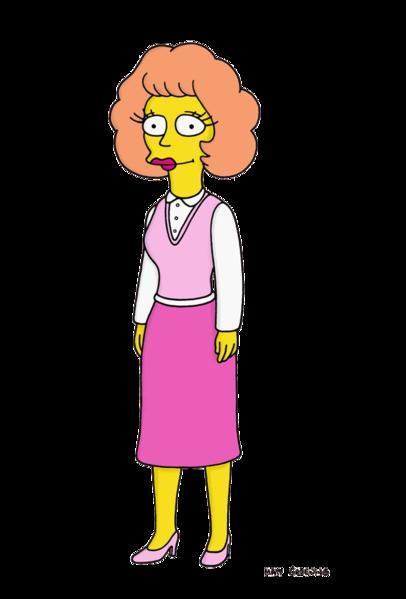 Quel est ce membre de la famille Flanders ?