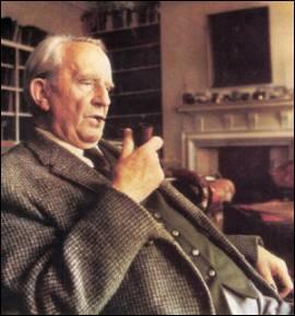 Que signifient les initiales de J. R. R. Tolkien ?