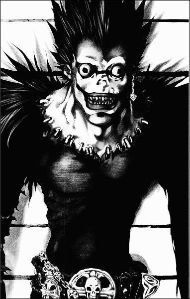De quels fruits rafole Ryuk de Death Note ?