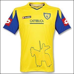 Et enfin, un club italien...