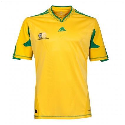 Les joueurs qui sont surnommés les Bafana Bafana sont...