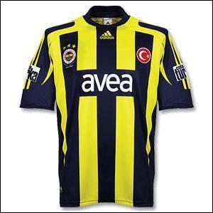 Un club turc d'Istanbül à deviner maintenant...