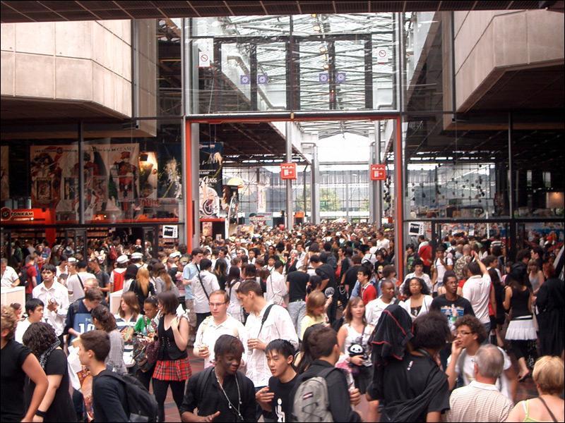 En quelle année a eu lieu la première édition Japan Expo à Paris ?