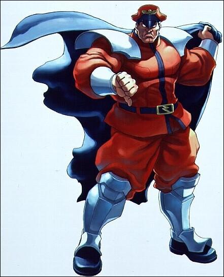 Dans la version japonnaise de Street Fighter, quel est le nom de M. Bison ?
