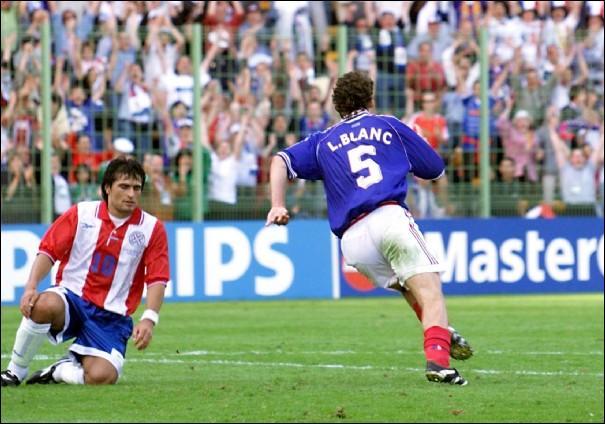 Qui a marqué lors de France-Paraguay le 28 Juin 1998 ?