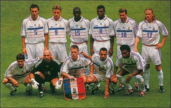 Quel joueur a loupé son tir lors de la séance de tir au but de France-Italie le 3 Juillet 1998 ?