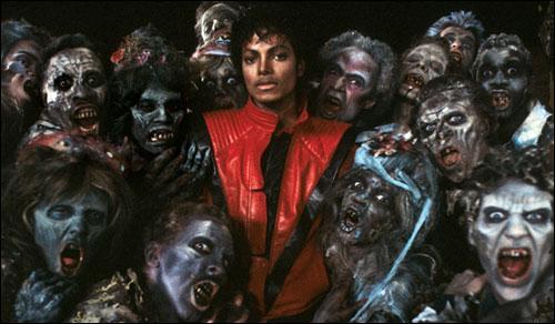 Thriller est dans :