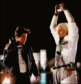 Qui a joué Marty McFly le temps de 4 semaines de tournage avant d'être remplacé par Michael J. Fox ?
