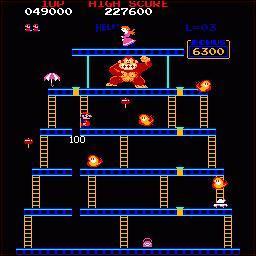 Dans Donkey Kong quel était le nom de Mario ?
