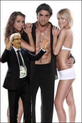 Raymond Domenech fût aussi, dit-on, le coach philosophique de ce célèbre faux millionnaire :