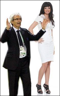Cette gagnante de Secret Story se serait référée à Raymond Domenech pour tout ses choix de rencontre :