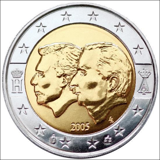 Cette pièce de 2 euros vient de quel pays ?