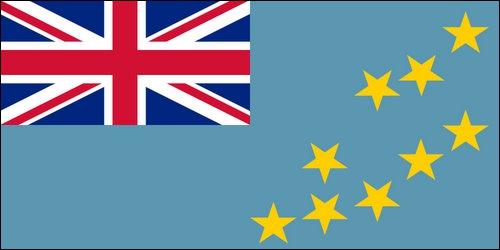 Sur quel continent les habitants du pays représenté par le drapeau ci dessous vivent t'ils ?