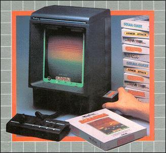 Quel éditeur de jeux de société a distribué la Vectrex au début des année 80 ?