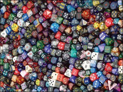 Combien de faces maximum possède un dé de jeu de rôle ?