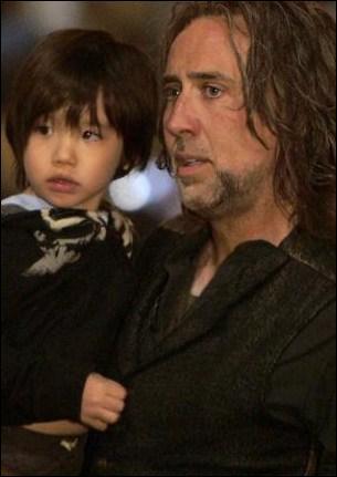 Nicolas Cage a nommé son fils :