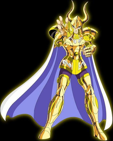 Quel est le nom du chevalier d'or du Capricorne ?