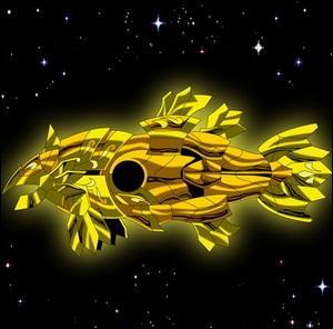 Quel est le nom du chevalier d'or des Poissons ?