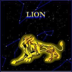 Quel est le nom du chevalier d'or du Lion ?