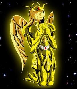 Quel est le nom du chevalier d'or de la Vierge ?