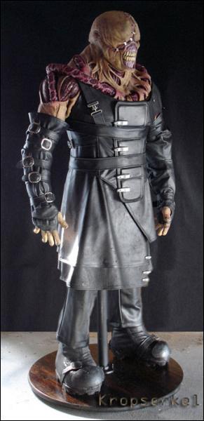 Quel est ce boss qui est dans Resident Evil 3 ?