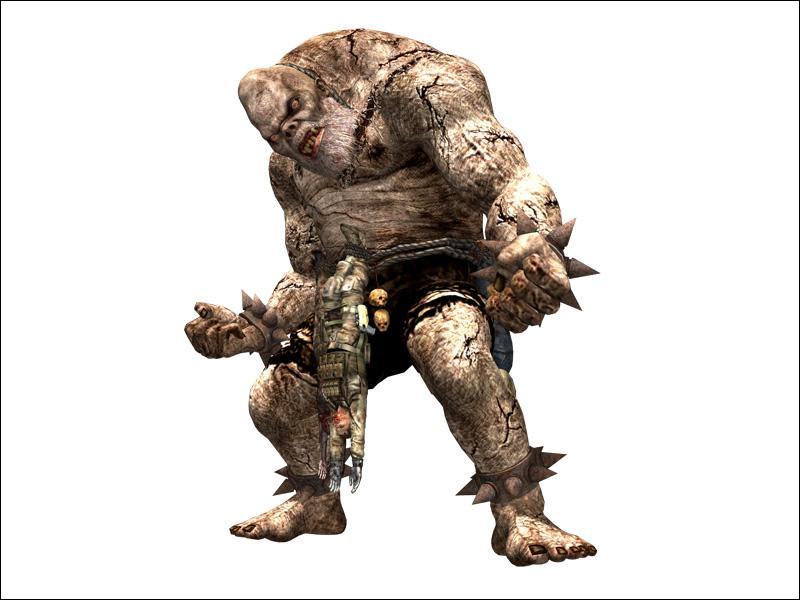 Quel est ce boss qui est dans Resident Evil 4 ?